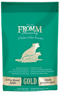Fromm® Large Breed Adult Gold Dog Food - LOCAL PICKUP ONLY