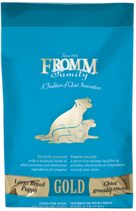 Fromm® Large Breed Puppy Gold Dog Food - LOCAL PICKUP ONLY