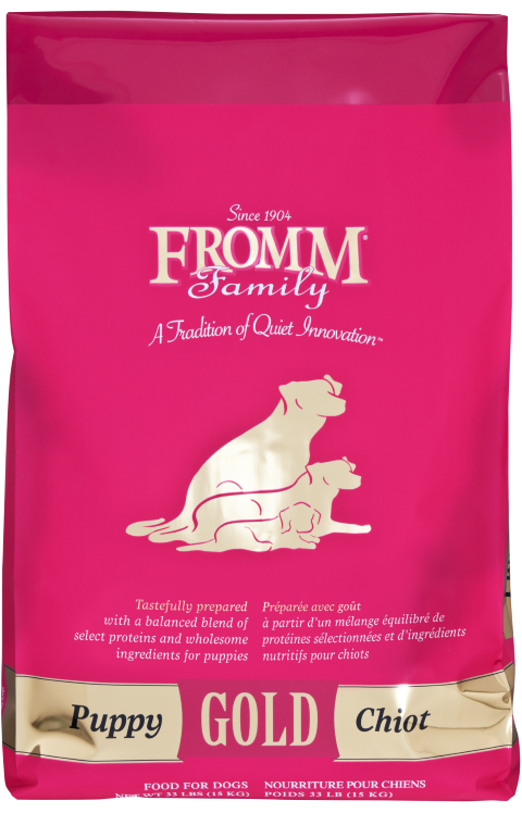 Fromm® Puppy Gold Dog Food - LOCAL PICKUP ONLY