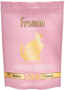 Fromm® Kitten Gold Cat Food - LOCAL PICKUP ONLY