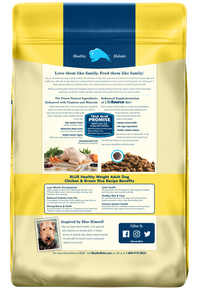 Blue Buffalo Life Protection Healthy Weight Natural Chicken & Brown Rice Recipe Adult Dry Dog Food