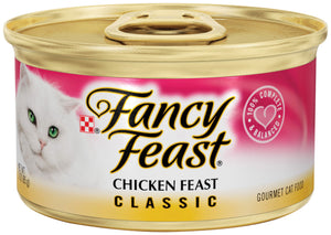 Fancy Feast Gourmet Chicken Canned Cat Food