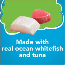 Load image into Gallery viewer, Friskies Pate Ocean White Fish & Tuna Dinner Canned Cat Food