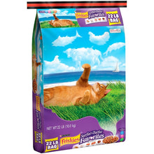 Load image into Gallery viewer, Friskies Surfin andTurfin Favorites Dry Cat Food