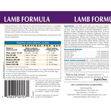 Load image into Gallery viewer, Natural Balance Ultra Premium Lamb Formula Canned Dog Food