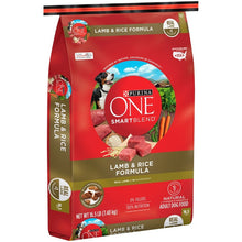 Load image into Gallery viewer, Purina ONE SmartBlend Lamb & Rice Dry Dog Food