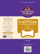 Load image into Gallery viewer, Old Mother Hubbard Crunchy Classic Natural P-Nuttier Small Biscuits Dog Treats