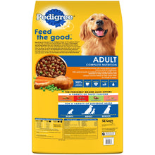 Load image into Gallery viewer, Pedigree Adult Complete Nutrition Roasted Chicken, Rice and Vegetable Flavor Dry Dog Food