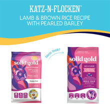 Load image into Gallery viewer, Solid Gold Katz-n-Flocken Dry Cat Food
