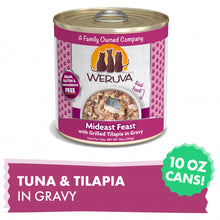 Load image into Gallery viewer, Weruva Mideast Feast With Grilled Tilapia Canned Cat Food