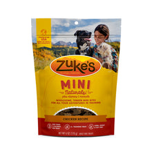 Load image into Gallery viewer, Zukes Chicken Mini Naturals Dog Treats