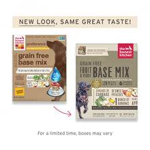 Load image into Gallery viewer, The Honest Kitchen Grain Free Fruit & Veggie Recipe Dog Food Base Mix