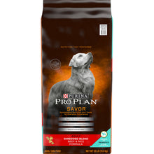 Load image into Gallery viewer, Purina Pro Plan Savor Adult Shredded Blend Beef & Rice Formula Dry Dog Food