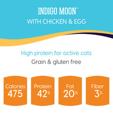 Load image into Gallery viewer, Solid Gold Indigo Moon with Chicken & Eggs Dry Cat Food