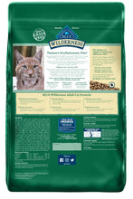 Load image into Gallery viewer, Blue Buffalo Wilderness Grain Free Natural Duck High Protein Recipe Dry Cat Food