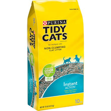 Load image into Gallery viewer, Tidy Cats Non Clumping Instant Action Immediate Odor Control Cat Litter