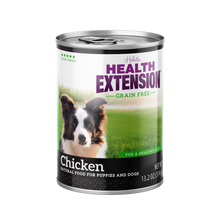 Load image into Gallery viewer, Health Extension Grain Free 95% Chicken Canned Dog Food