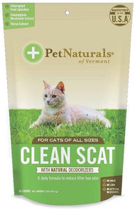 Pet Naturals of Vermont Clean Scat Chews