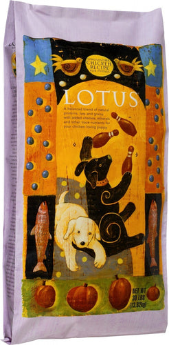 Lotus Oven Baked Puppy Recipe Dry Dog Food