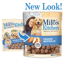 Load image into Gallery viewer, Milo's Kitchen Chicken Meatballs Dog Treats