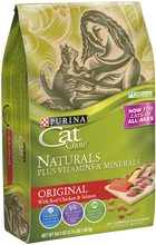 Load image into Gallery viewer, Purina Cat Chow Naturals Original Dry Cat Food