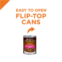 Load image into Gallery viewer, Purina Pro Plan Savor Adult Beef & Vegetables Slices in Gravy Canned Dog Food