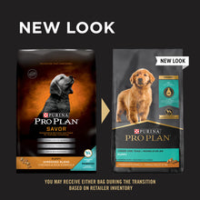 Load image into Gallery viewer, Purina Pro Plan Savor Puppy Shredded Blend Chicken & Rice Formula Dry Dog Food