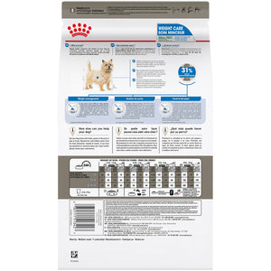 Royal Canin Small Breed Weight Care Dry Dog Food