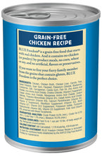 Load image into Gallery viewer, Blue Buffalo Freedom Grain Free Chicken Recipe Adult Canned Dog Food