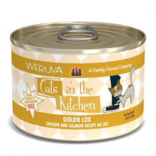 Load image into Gallery viewer, Weruva Cats in the Kitchen Goldie Lox Canned Cat Food