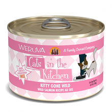 Load image into Gallery viewer, Weruva Cats in the Kitchen Kitty Gone Wild Canned Cat Food