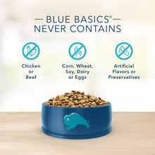 Load image into Gallery viewer, Blue Buffalo Basics Grain Free Adult Turkey and Potato Dry Dog Food