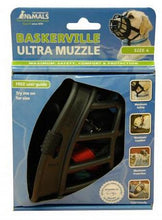 Load image into Gallery viewer, The Company of Animals Baskerville Ultra Muzzle for Dogs