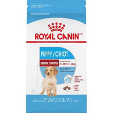Load image into Gallery viewer, Royal Canin  Size Health Nutrition Medium Puppy Dry Dog Food