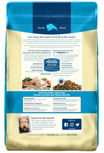 Load image into Gallery viewer, Blue Buffalo Life Protection Natural Small Bites Chicken & Brown Rice Recipe Adult Dry Dog Food