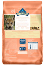 Load image into Gallery viewer, Blue Buffalo Wilderness Grain Free Chicken High Protein Recipe Large Breed Puppy Dry Dog Food