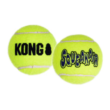 Load image into Gallery viewer, KONG AirDog Squeakair Ball Dog Toy