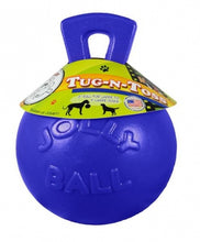 Load image into Gallery viewer, Jolly Pets Tug n Toss Ball Dog Toy