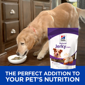Hill's Science Diet Chicken Jerky Strips Dog Treats