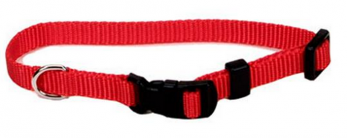 Coastal Pet Products Tuff Buckle Adjustable Nylon Small Dog Collar