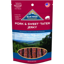 Load image into Gallery viewer, Blue Ridge Naturals Pork & Sweet 'Tater Jerky