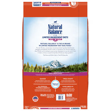 Load image into Gallery viewer, Natural Balance L.I.D. Limited Ingredient Diets Adult Maintenance Sweet Potato and Fish Small Breed Bites Dry Dog Food