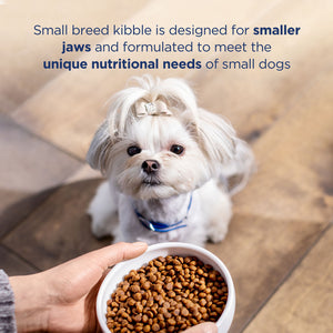 Natural Balance L.I.D. Limited Ingredient Diets Adult Maintenance Sweet Potato and Fish Small Breed Bites Dry Dog Food
