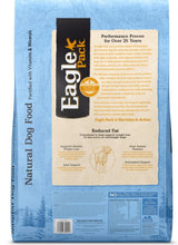 Load image into Gallery viewer, Eagle Pack Natural Reduced Fat Formula Dry Dog Food
