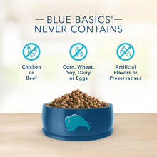 Load image into Gallery viewer, Blue Buffalo Basics Grain Free Adult Indoor Fish & Potato Recipe Dry Cat Food