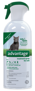 Bayer Advantage Treatment Spray for Cats