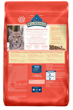 Load image into Gallery viewer, Blue Buffalo Wilderness Grain Free Hairball & Weight Control Natural Chicken High Protein Recipe Indoor Dry Cat Food