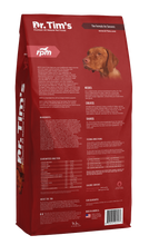 Load image into Gallery viewer, Dr. Tim's RPM Grain Free Salmon and Pork Formula Dry Dog Food
