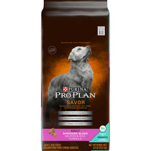 Load image into Gallery viewer, Purina Pro Plan Savor Adult Shredded Blend Salmon & Rice Formula Dry Dog Food