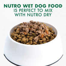 Load image into Gallery viewer, Nutro Hearty Stew Grain Free Meaty Lamb, Green Bean & Carrot Stew Adult Canned Dog Food